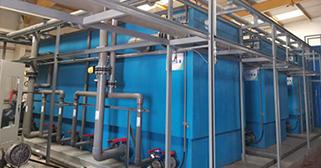 北京某企业高浓度硝酸废水处理项目