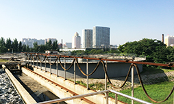 上海某电镀园区废水深度处理项目