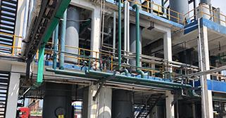 泰州某阻燃剂废水除磷项目